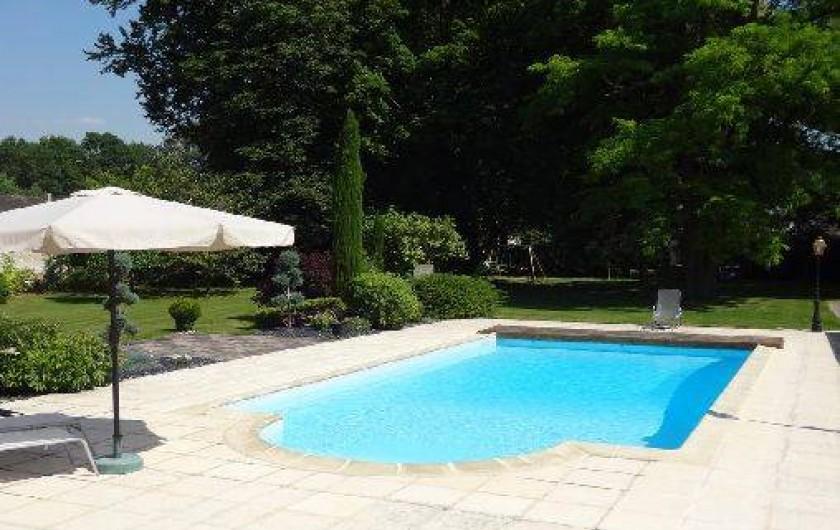Location de vacances - Chambre d'hôtes à Isles-sur-Suippe