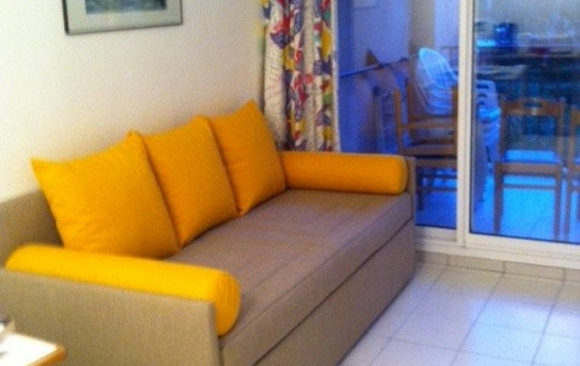 Location de vacances - Appartement à Hyères