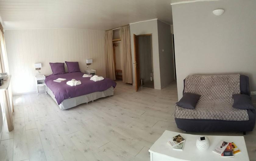Location de vacances - Chambre d'hôtes à Lus-la-Croix-Haute - chambre Kipling
