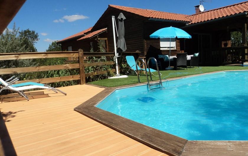 Location de vacances - Villa à Vers