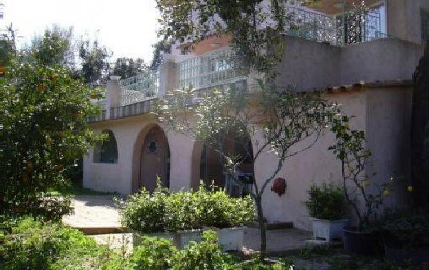 Location de vacances - Studio à Porto-Vecchio