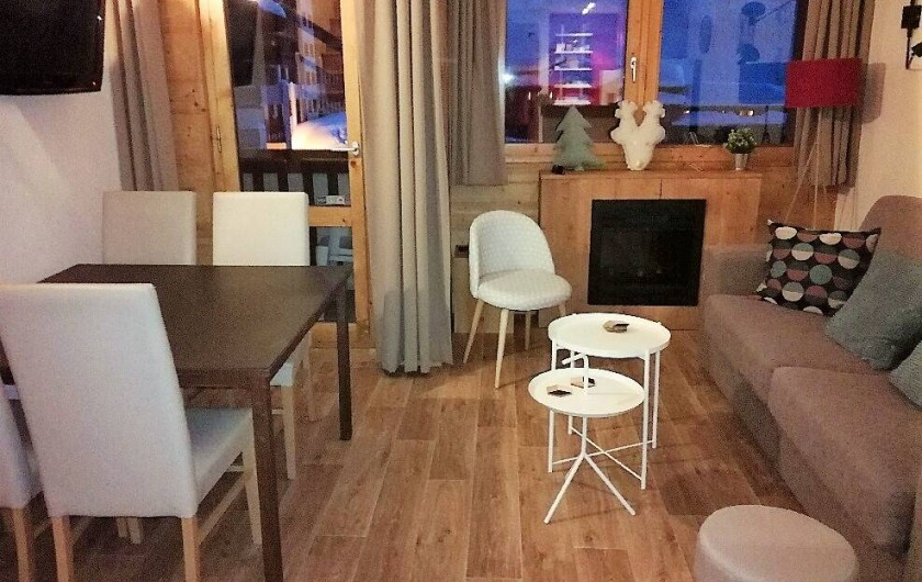 Location de vacances - Appartement à La Plagne-Tarentaise