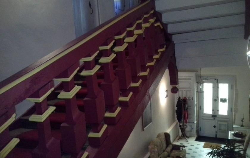 Location de vacances - Chambre d'hôtes à Saint-Trivier-de-Courtes