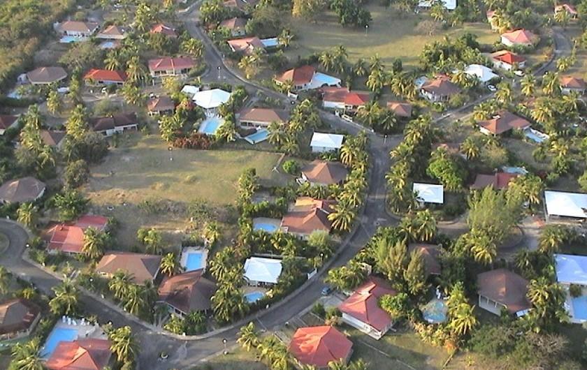 Location de vacances - Villa à Saint-François - Résidence Karukera