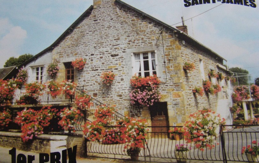 Location de vacances - Gîte à Saint-James