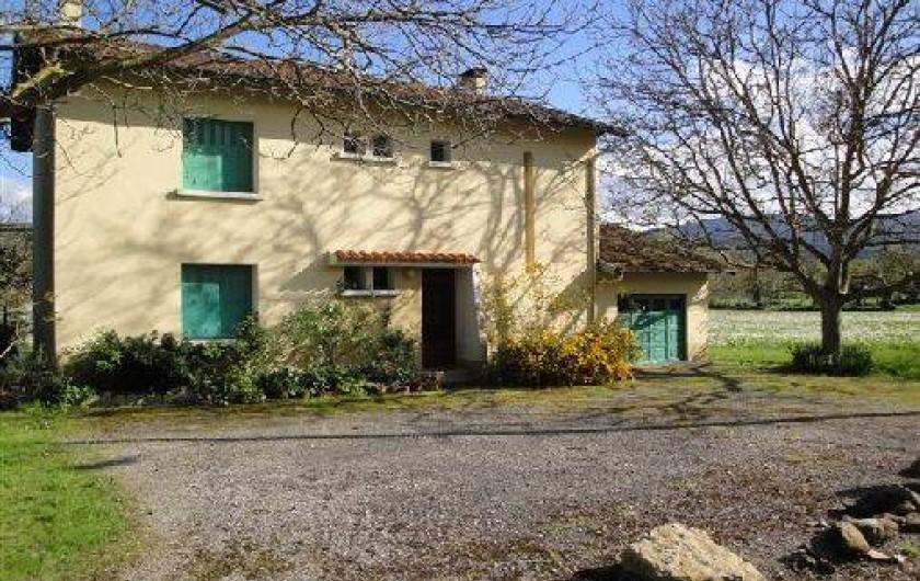 Location de vacances - Villa à Lieurac