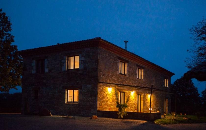 Location de vacances - Gîte à Saint-Antonin-Noble-Val - Party time?