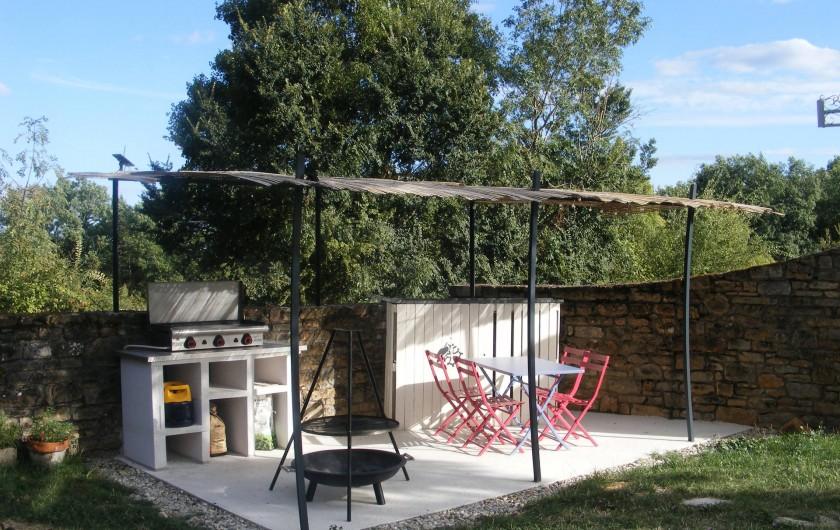 Location de vacances - Gîte à Saint-Antonin-Noble-Val - Un de vos colocataires