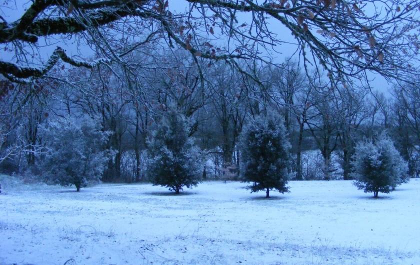 Location de vacances - Gîte à Saint-Antonin-Noble-Val - ..la beauté est ...