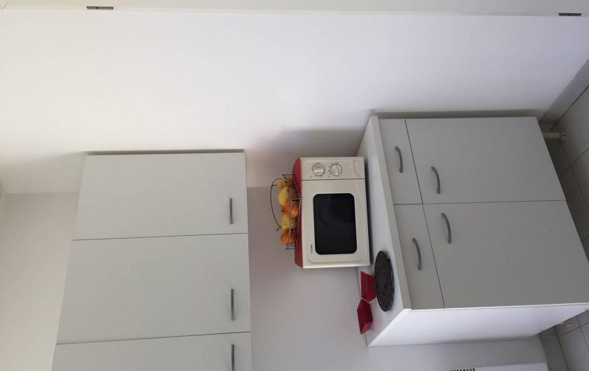 Location de vacances - Appartement à Calvi - Cuisine