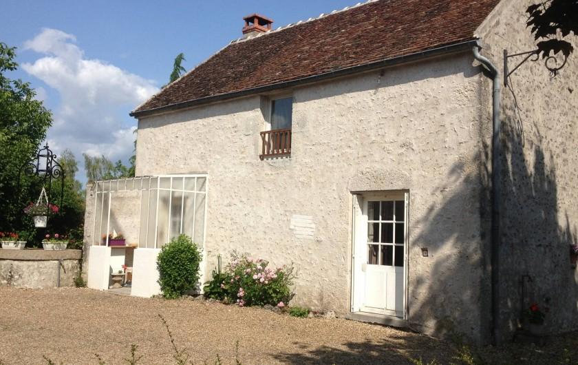 Location de vacances - Chambre d'hôtes à Messas - Le gîte, possible de le louer également. (4 personnes)