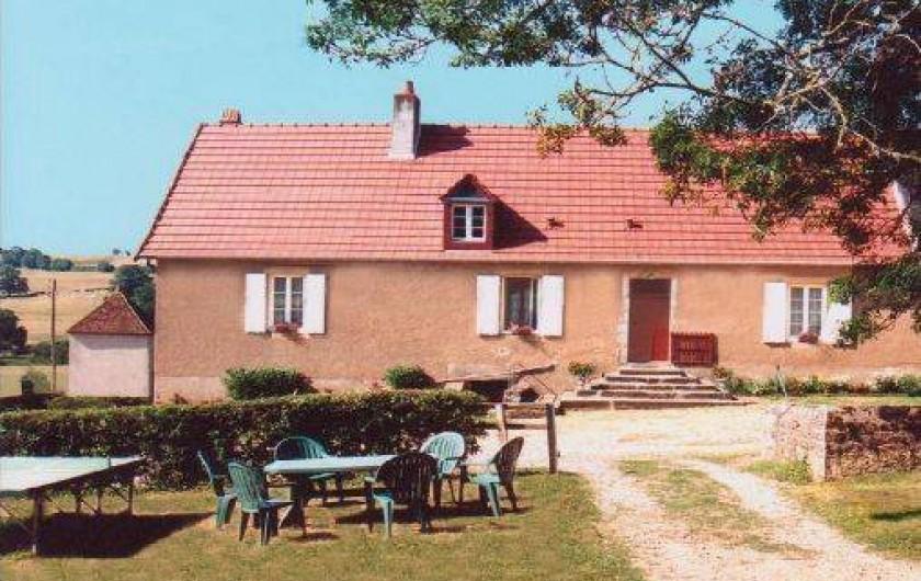 Location de vacances - Gîte à Maux