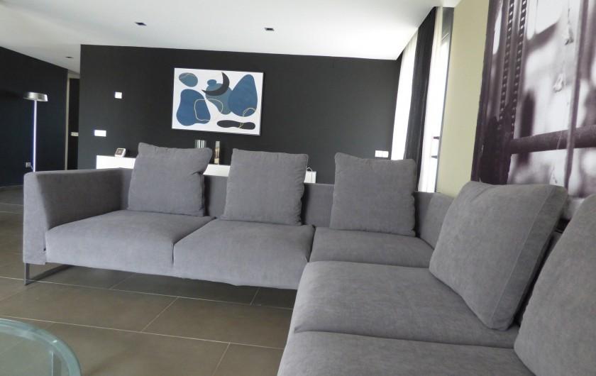 Location de vacances - Villa à El Perelló - VUE GLOBALE