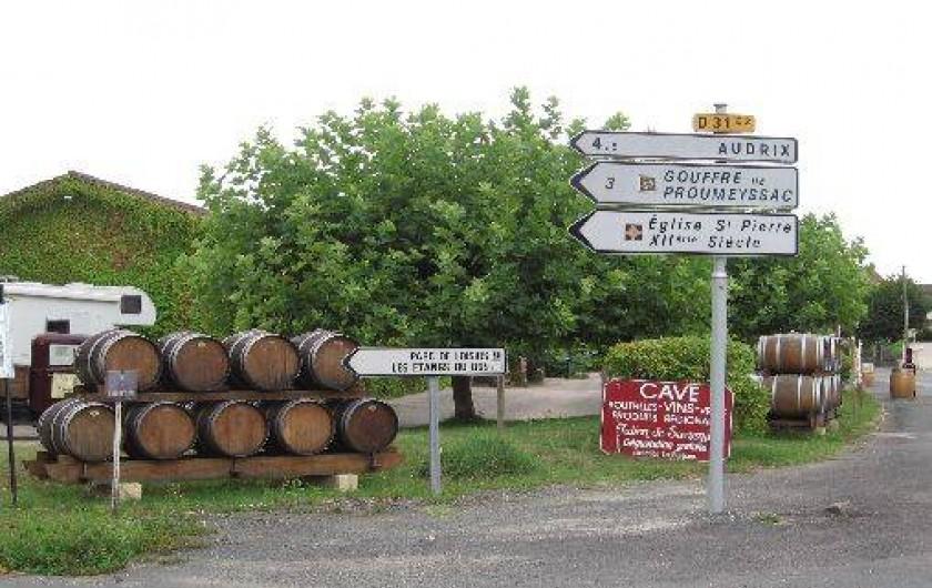 Location de vacances - Gîte à Le Bugue - De nombreux sites au Bugue