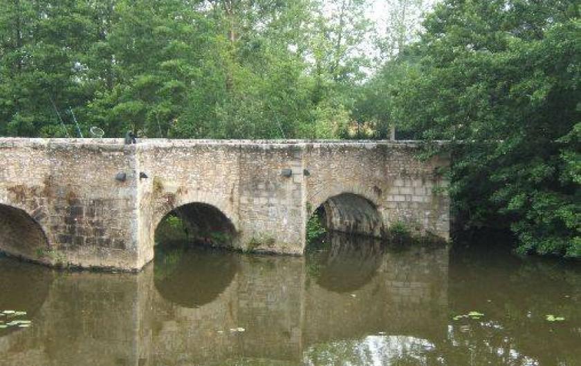 Location de vacances - Roulotte à Aubigny - Pont de Gourgé