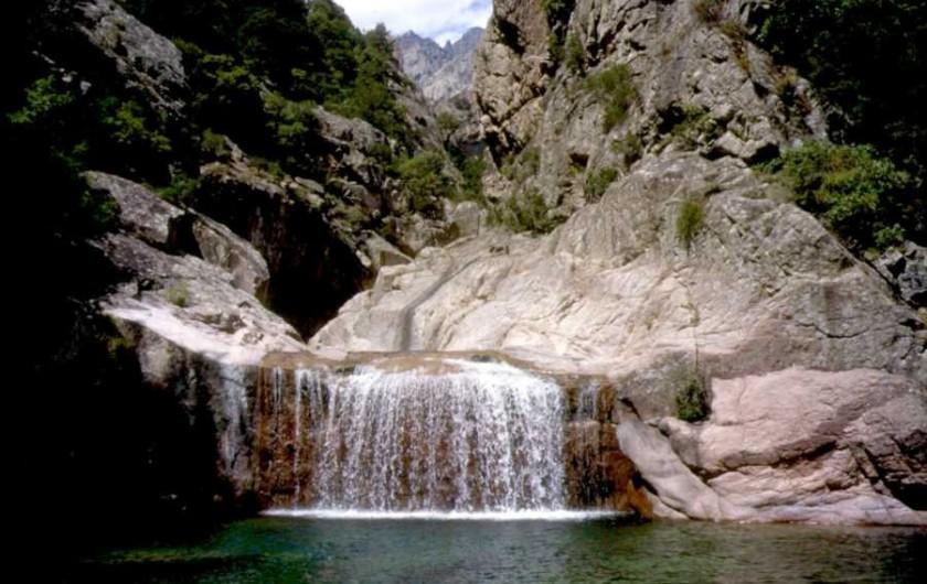 Location de vacances - Bungalow - Mobilhome à Ghisonaccia - Fleuves  baignades Varagnu (8 km) Abatescu (7 km) Travu (10 km) Sulinzara (20 km