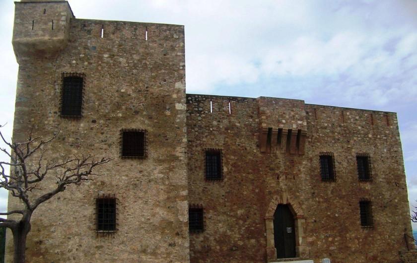 Location de vacances - Bungalow - Mobilhome à Ghisonaccia - Fort et Musée d'Aleria (20 km)