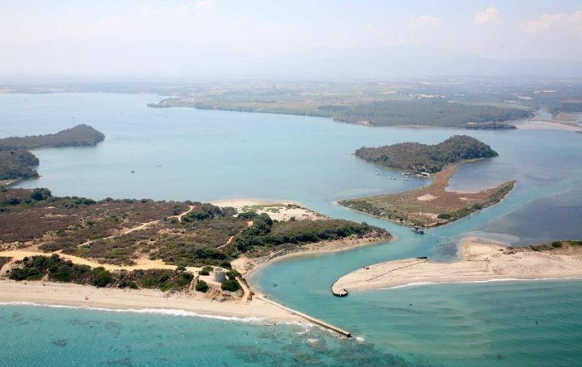 Location de vacances - Bungalow - Mobilhome à Ghisonaccia - Etang de Diana (20 km)