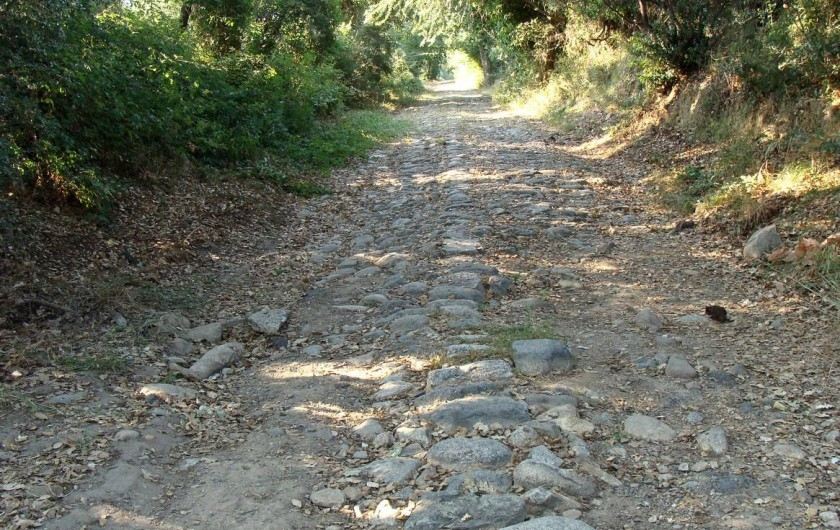 Location de vacances - Bungalow - Mobilhome à Ghisonaccia - Voie romaine  Prunelli-Migliacciaru (6 km)