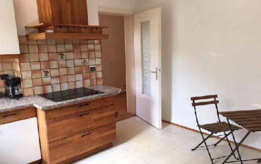 Location de vacances - Appartement à Oberhausbergen