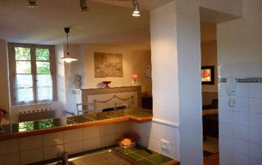Location de vacances - Appartement à Bagnères-de-Bigorre