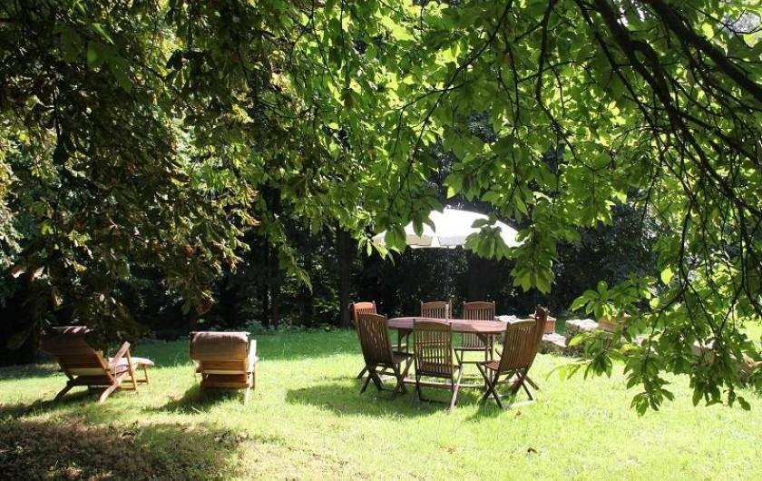 Location de vacances - Gîte à Tourville-sur-Sienne