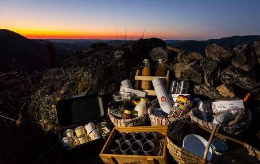 Location de vacances - Gîte à Castanet-le-Haut - Venez nourrir votre curiosité avec la Rando petit déjeuner insolite