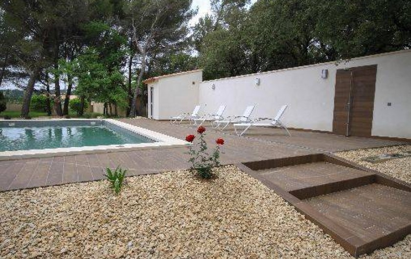 Location de vacances - Villa à Mazan
