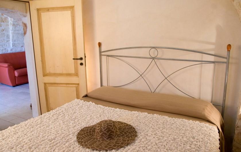 Location de vacances - Maison - Villa à Cisternino - Chambre pour deux