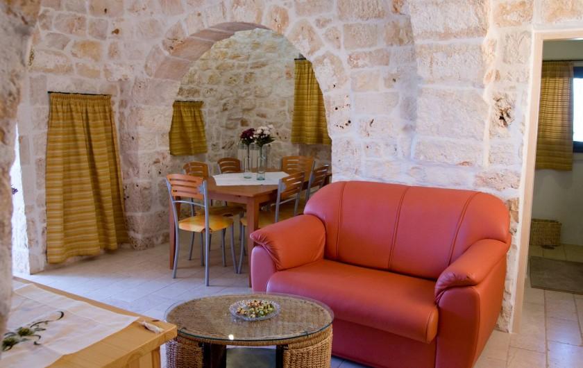 Location de vacances - Maison - Villa à Cisternino - Salon