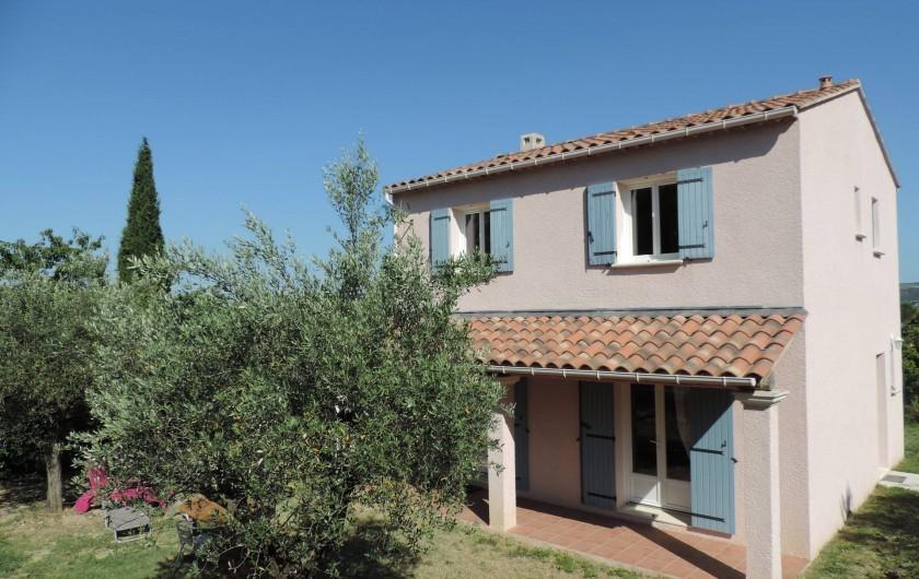 Location de vacances - Villa à Mirabel-aux-Baronnies - la maison