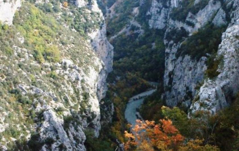 Location de vacances - Bungalow - Mobilhome à Fréjus - Les Gorges du Verdon
