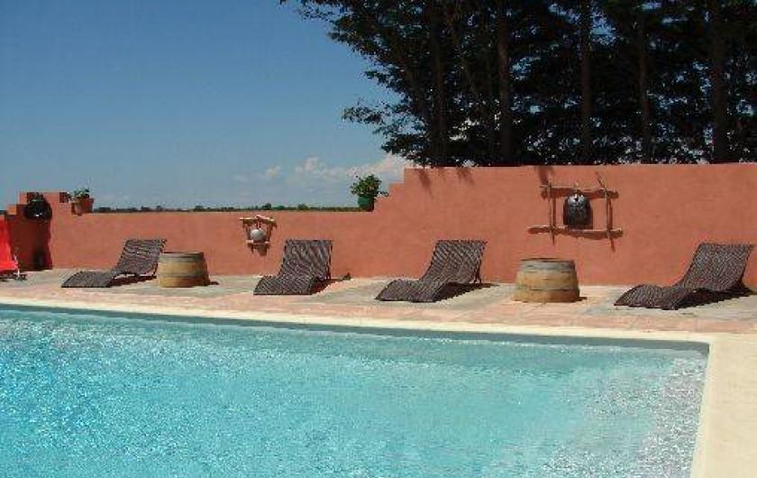Location de vacances - Gîte à Aigues-Mortes
