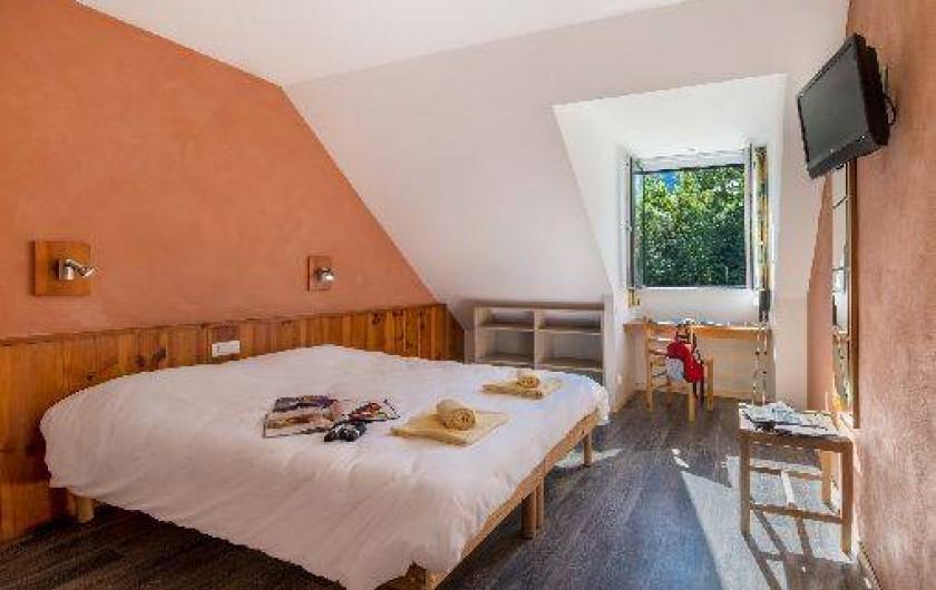 Location de vacances - Hôtel - Auberge à Cauterets - Chambre double