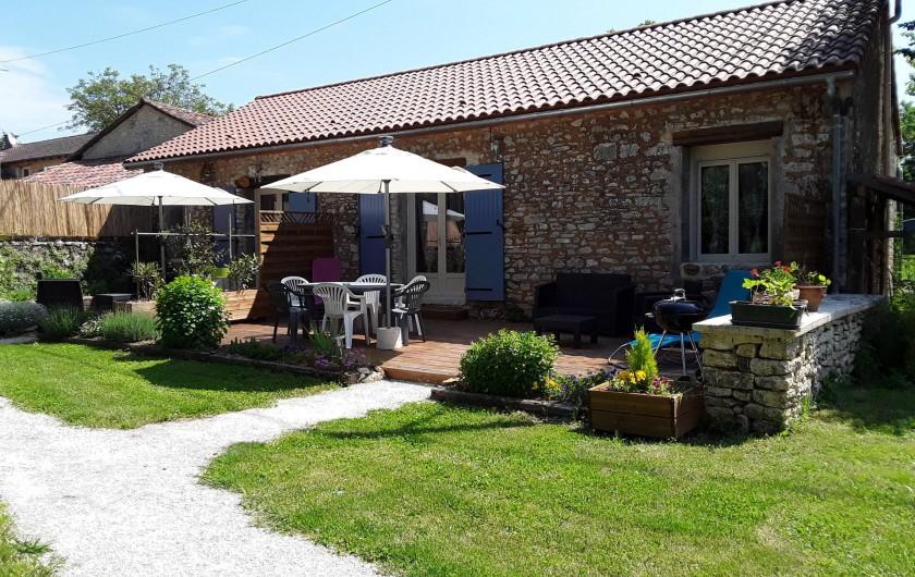 Location de vacances - Gîte à Sorges et Ligueux en Périgord - Gîte la Truffe