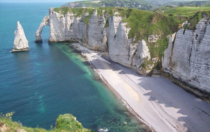 Location de vacances - Appartement à Le Havre - Etretat