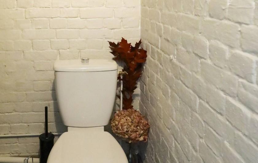 Location de vacances - Appartement à Le Havre - Toilettes
