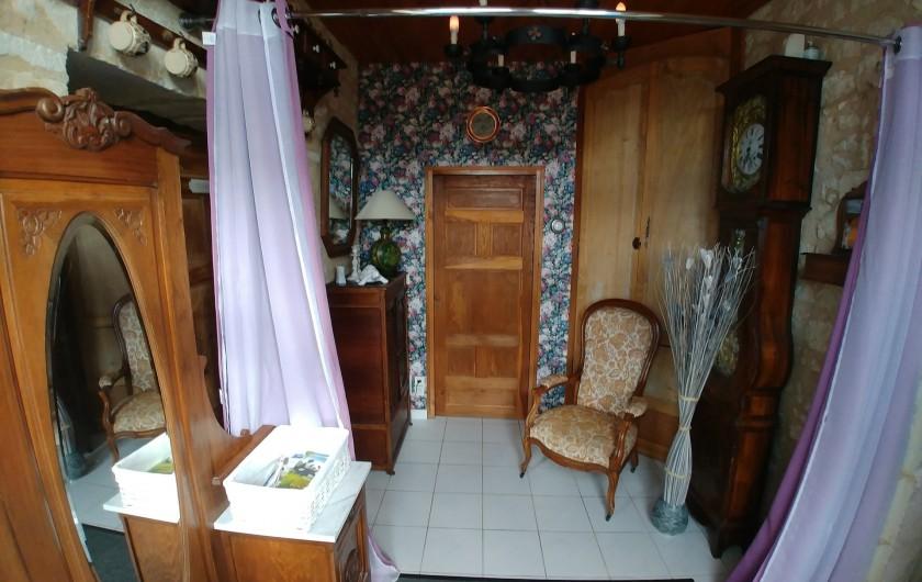 Chambre familiale 5 pers