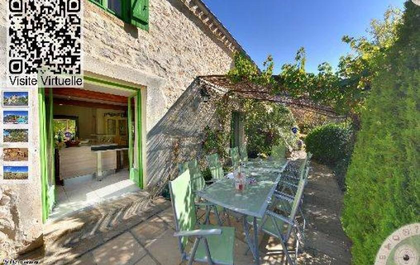 Location de vacances - Gîte à Roquetaillade