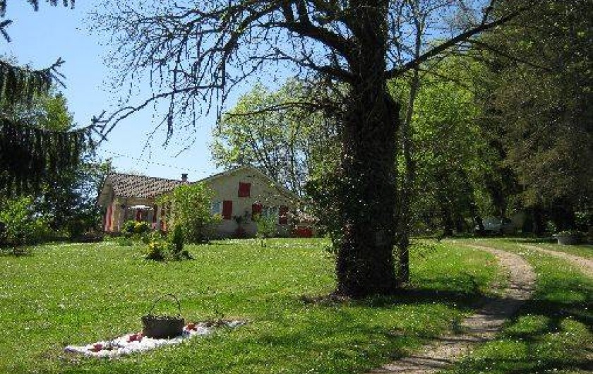 Location de vacances - Villa à Cladech