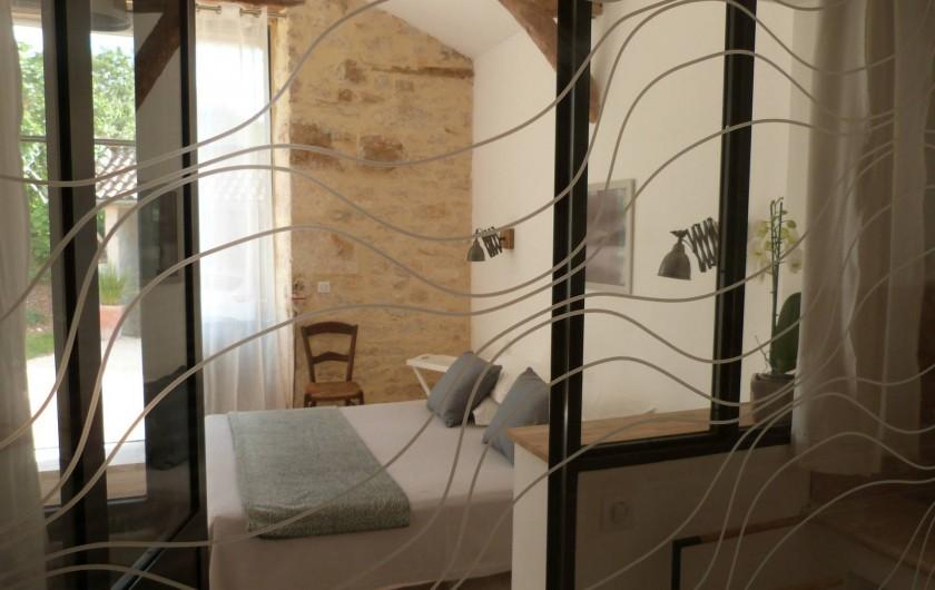 Location de vacances - Maison - Villa à Esclauzels - Chambre Familiale La Forge