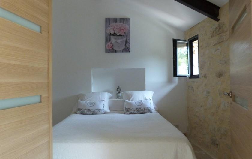 Location de vacances - Maison - Villa à Esclauzels - Chambre La Gariotte