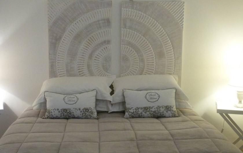 Location de vacances - Maison - Villa à Esclauzels - Chambre d'hôte La Quercynoise