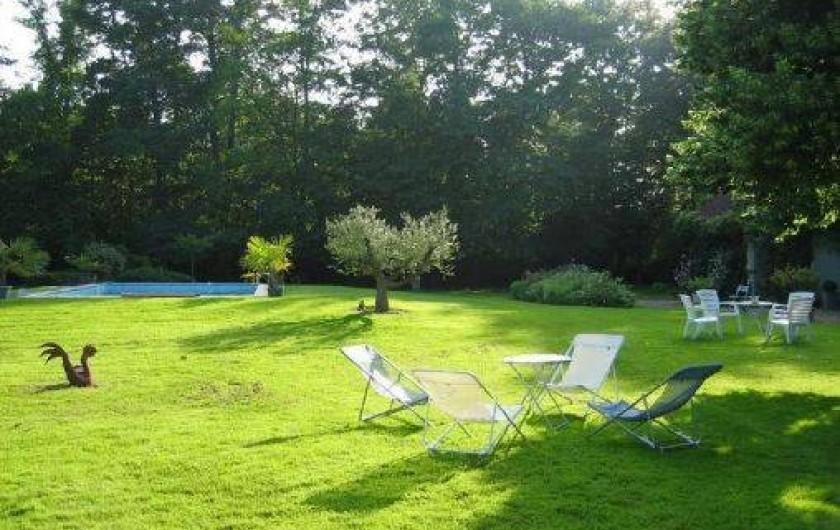 Location de vacances - Chambre d'hôtes à Saint-Branchs