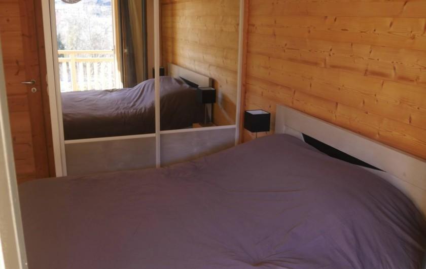 Location de vacances - Appartement à Saint-Gervais-les-Bains - Chambre