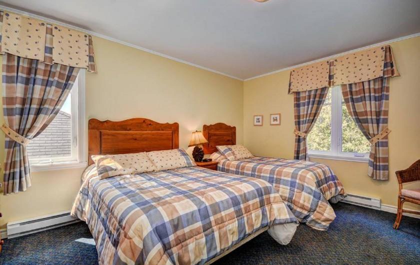 Location de vacances - Appartement à Saint-Donat - Chambre des invités/enfants