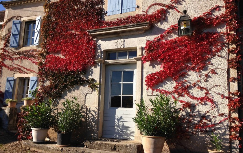 Location de vacances - Maison - Villa à Calvignac - Façade