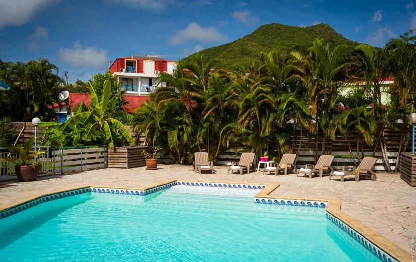 Location de vacances - Villa à Le Diamant