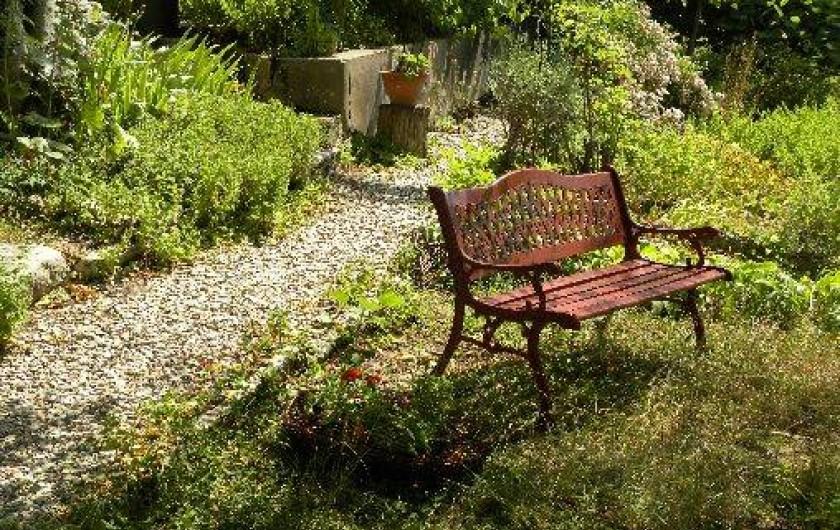 Location de vacances - Maison - Villa à Buffon - Jardin