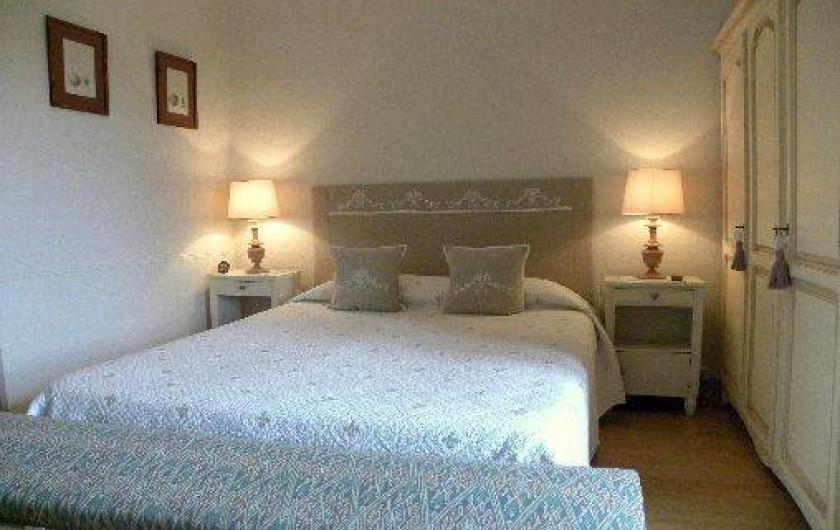 Location de vacances - Maison - Villa à Buffon - Chambre LOIRE